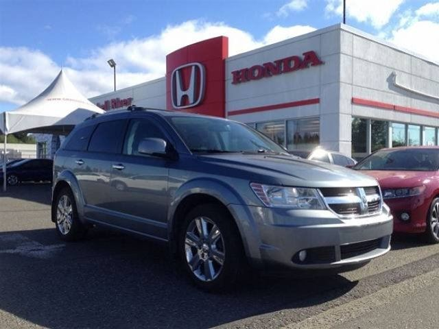 2010 DODGE JOURNEY R/T in Campbell River, British Columbia