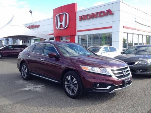 2013 HONDA CROSSTOUR EX-L in Campbell River, British Columbia