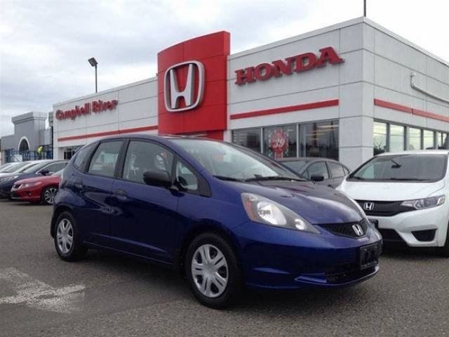 2009 HONDA FIT DX-A in Campbell River, British Columbia