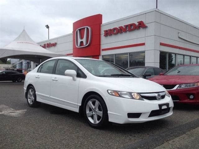 2009 HONDA CIVIC Sport in Campbell River, British Columbia