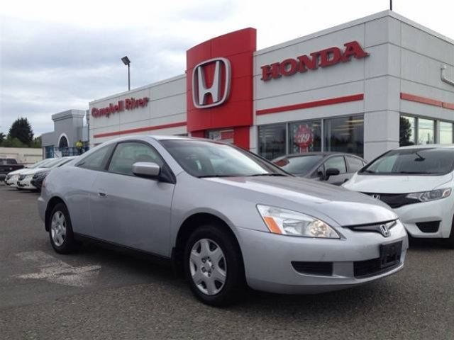 2005 HONDA ACCORD LX-G in Campbell River, British Columbia