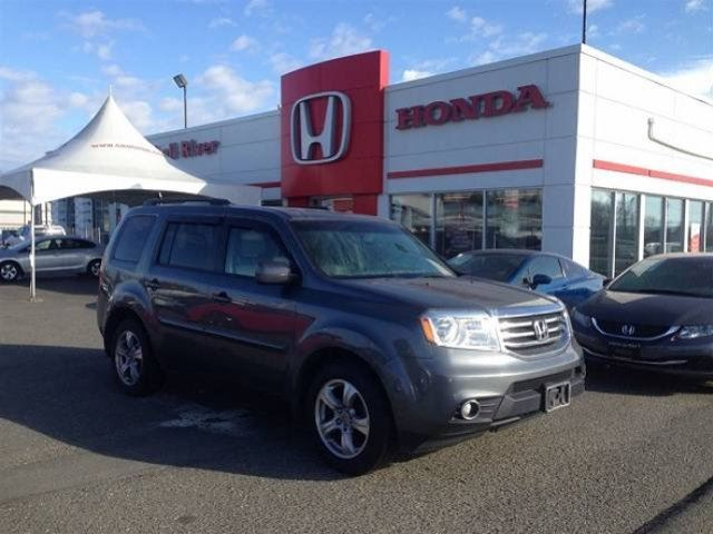 2012 HONDA PILOT EX-L in Campbell River, British Columbia