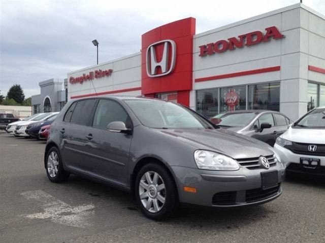 2008 VOLKSWAGEN RABBIT Trendline in Campbell River, British Columbia