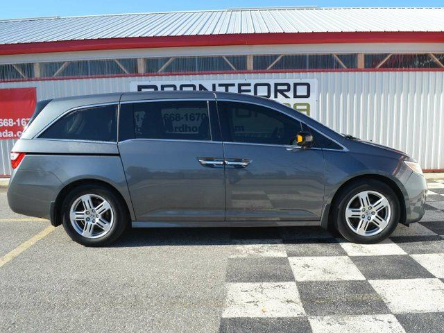 2012 honda odyssey touring passenger van brantford. Black Bedroom Furniture Sets. Home Design Ideas