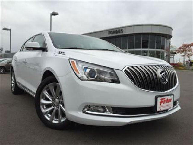 2015 buick lacrosse leather waterloo ontario used car for sale 2320670. Black Bedroom Furniture Sets. Home Design Ideas