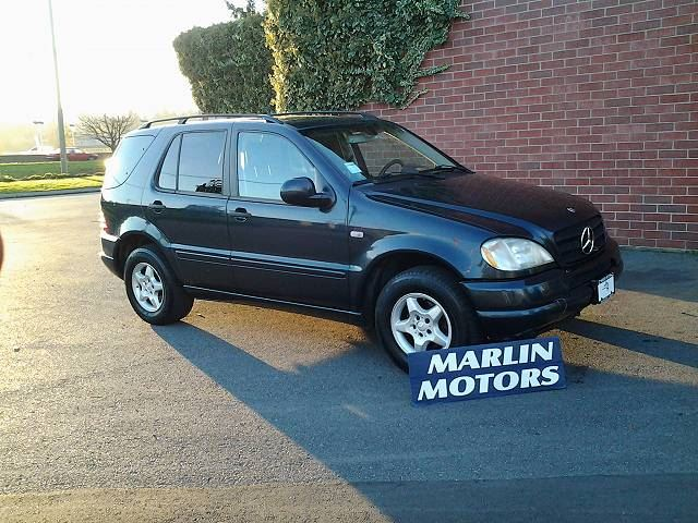 2001 mercedes benz m class ml320 green marlin motors for 2001 mercedes benz m class ml320