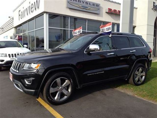 2015 jeep grand cherokee limited black fairview chrysler. Black Bedroom Furniture Sets. Home Design Ideas