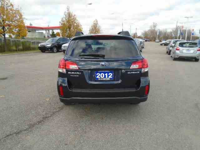 2012 subaru outback whitby ontario car for sale 2321225. Black Bedroom Furniture Sets. Home Design Ideas