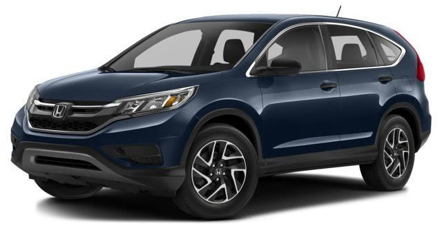 2016 honda cr v se blue barrie honda new car for 2016 honda cr v se