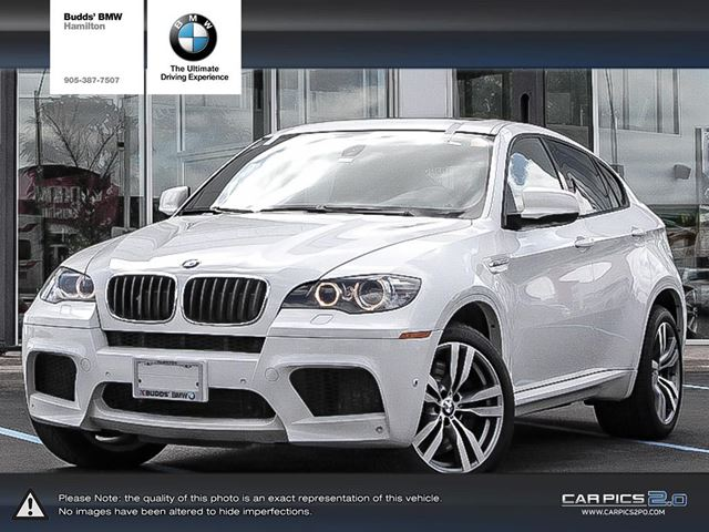2012 bmw x6 m white budds bmw hamilton. Black Bedroom Furniture Sets. Home Design Ideas