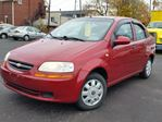 2005 Chevrolet Aveo LT in Port Colborne, Ontario