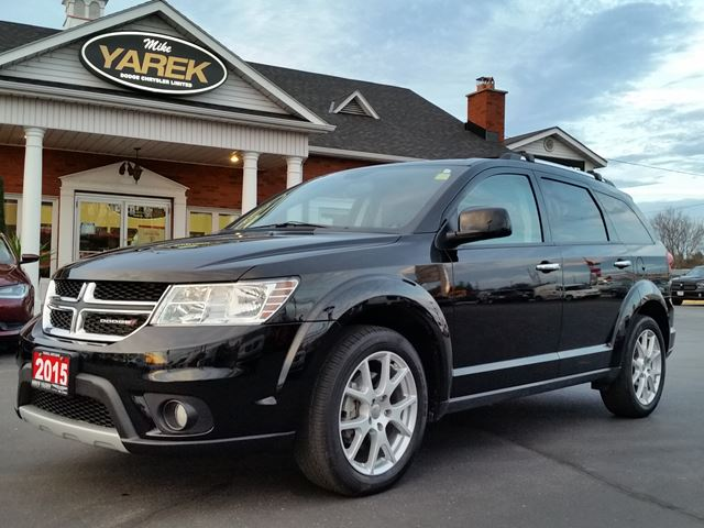 2015 Dodge Journey R/T AWD - Paris, Ontario Used Car For Sale