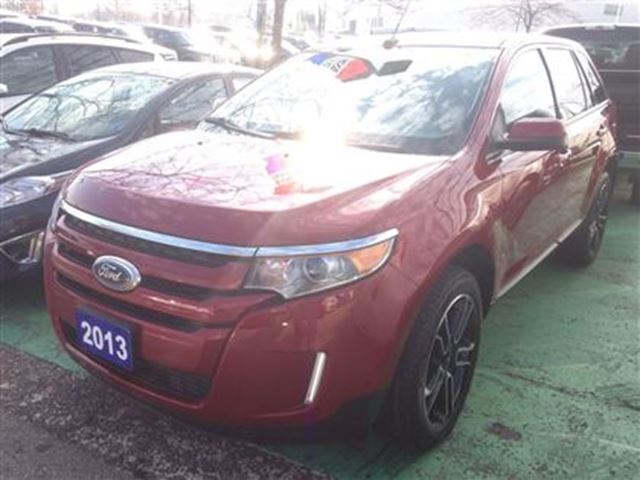 2013 ford edge sel fwd navagation cloth interior red meadowvale ford. Black Bedroom Furniture Sets. Home Design Ideas