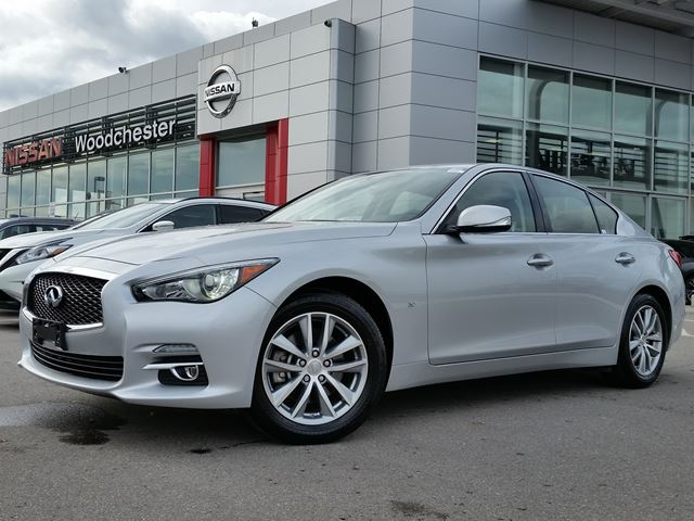 2014 infiniti q50 premium silver woodchester nissan and infiniti. Black Bedroom Furniture Sets. Home Design Ideas