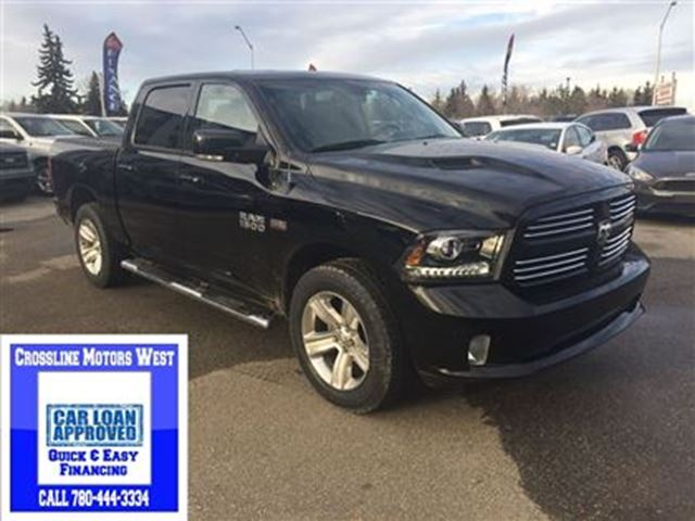 2013 dodge ram 1500 sport sunroof leather uconnect edmonton alberta. Cars Review. Best American Auto & Cars Review
