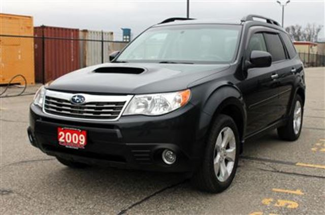 2009 subaru forester 2 5 xt limited 4x4 leather. Black Bedroom Furniture Sets. Home Design Ideas