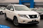 2015 Nissan Pathfinder SV Heated Steering Wheel & Seats in Coquitlam, British Columbia