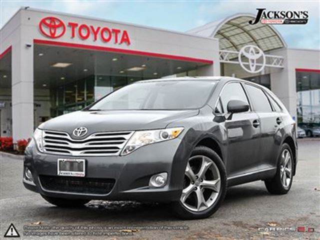 2012 toyota venza le fwd v6 toyota certified one owner barrie ontario used car for sale. Black Bedroom Furniture Sets. Home Design Ideas