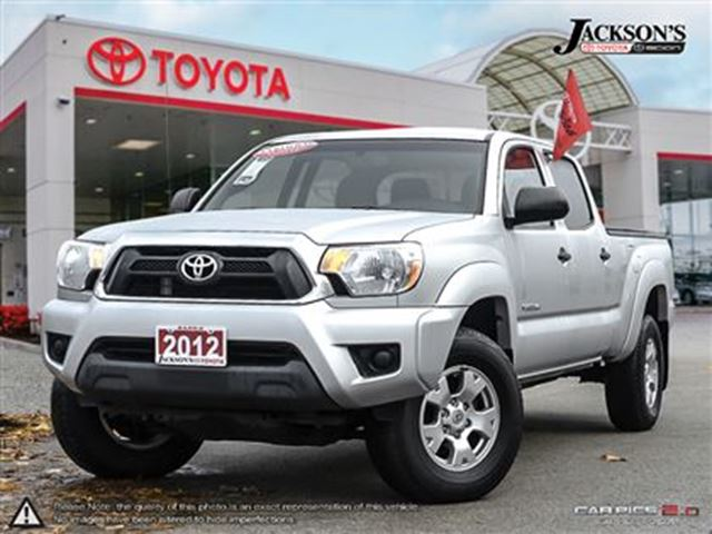 2012 toyota tacoma d cab sr5 4x4 v6 toyota certified. Black Bedroom Furniture Sets. Home Design Ideas