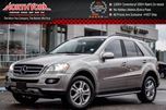 2008 Mercedes-Benz M-Class ML320 4Matic Diesel Clean CarProof Bluetooth Nav Sunroof Htd Seats! in Thornhill, Ontario