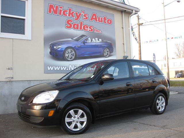 2008 Kia Rio 5 Ex Hatchback P Group Low Km S