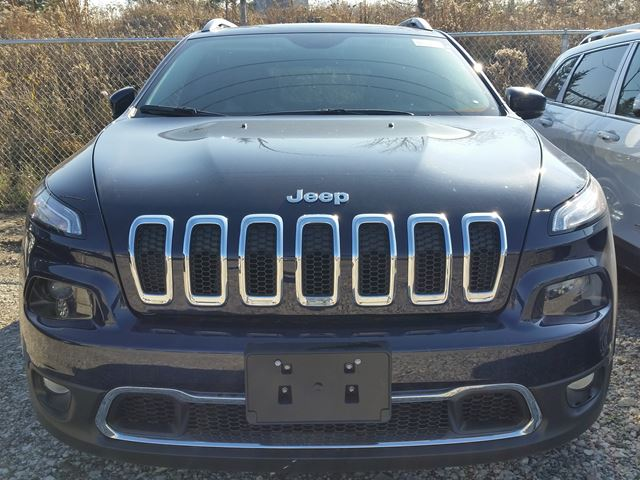 2016 jeep cherokee limited 4x4 vaughan ontario car for sale 2325561. Black Bedroom Furniture Sets. Home Design Ideas