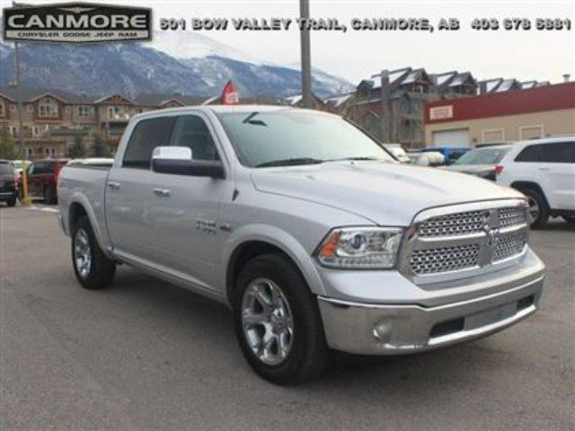 2015 Dodge RAM 1500 Larime Nav Sunroof 15000kms in Canmore, Alberta