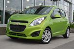 2014 Chevrolet Spark Certified | Front Bucket Seats | Aluminum Wheels | Auxiliary Input | Lime Green in Kamloops, British Columbia