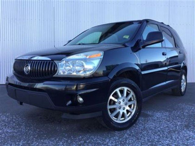 2007 buick rendezvous cxl down 99 bi weekly calgary alberta used car for sale 2325789. Black Bedroom Furniture Sets. Home Design Ideas