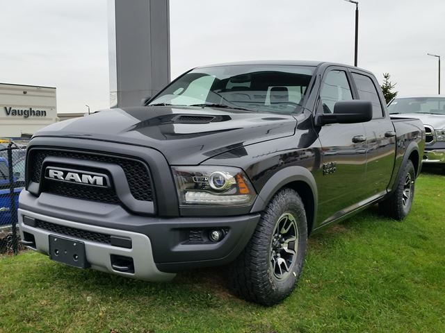 2016 dodge ram 1500 rebel 4x4 vaughan ontario car for sale 2326267. Black Bedroom Furniture Sets. Home Design Ideas