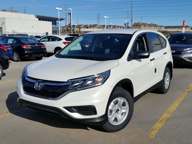 2016 honda cr v lx white whitby oshawa honda new car for Honda crv 2016 white