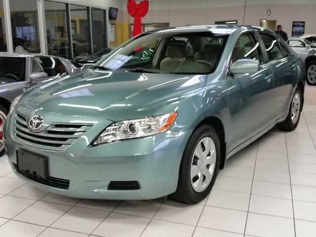 2009 toyota camry le sold green city automotive. Black Bedroom Furniture Sets. Home Design Ideas