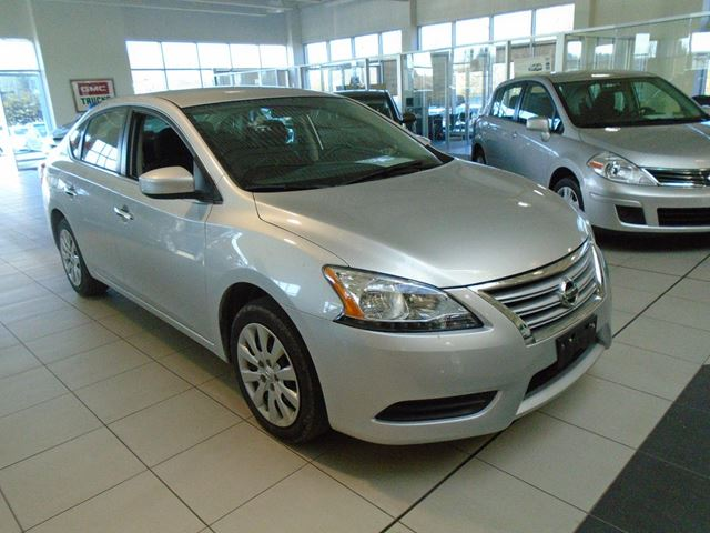 2014 Nissan Sentra PURE DRIVE Gatineau Quebec Used Car