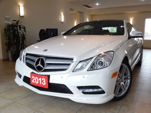2013 mercedes benz e class e350 4matic coupe amg sport pkg for 2013 mercedes benz e350 4matic