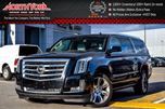 2015 Cadillac Escalade ESV Premium AWD Driver Assist Pkg Nav BOSE BlindZone Alert Rear DVD/Blu-Ray Pkg 22 Alloys in Thornhill, Ontario