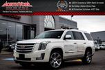 2015 Cadillac Escalade Premium AWD Driver Assist Pkg BlindZone Alert Rear DVD/Blu-Ray Pkg R.Start 22 Alloys in Thornhill, Ontario