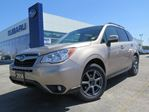 2014 Subaru Forester TOURING PACKAGE 6 SPD. MANUAL in Stratford, Ontario
