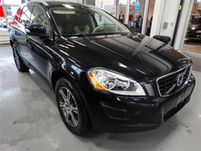 2012 volvo xc60 t6 premier plus volvo warranty newmarket ontario used car for sale 2332289. Black Bedroom Furniture Sets. Home Design Ideas