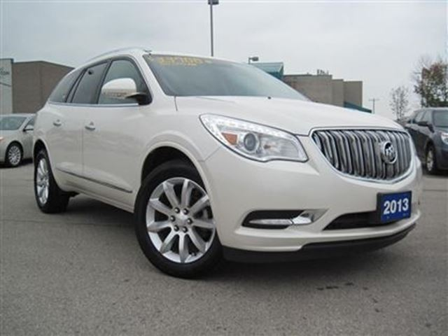 2013 Buick Enclave Leather in Goderich, Ontario