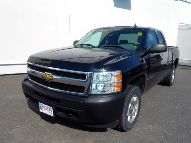2012 CHEVROLET Silverado 1500 WT in Fredericton, New Brunswick