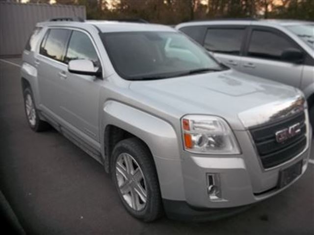 2012 gmc terrain sle 2 port hope ontario used car for. Black Bedroom Furniture Sets. Home Design Ideas