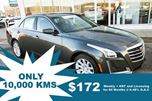 2015 Cadillac CTS Luxury AWD in North Bay, Ontario