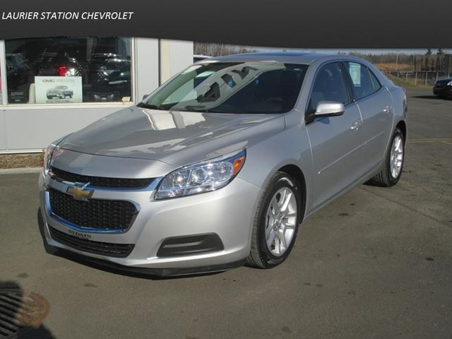 2015 Chevrolet Malibu LT in Laurier-Station, Quebec