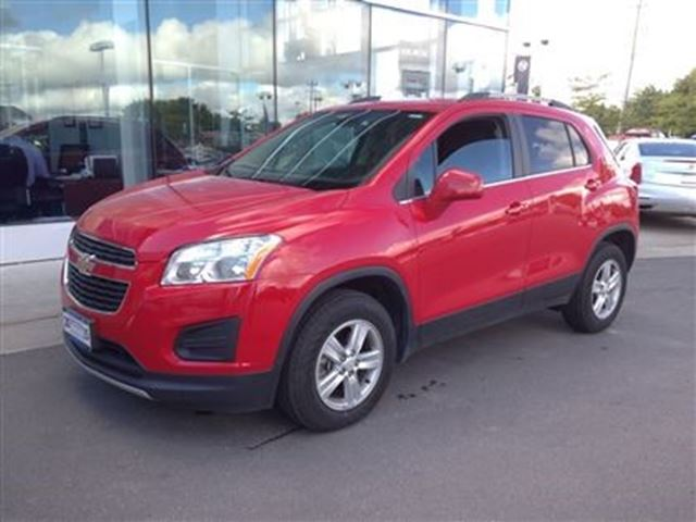 2015 chevrolet trax lt lindsay ontario used car for sale 2332313. Black Bedroom Furniture Sets. Home Design Ideas
