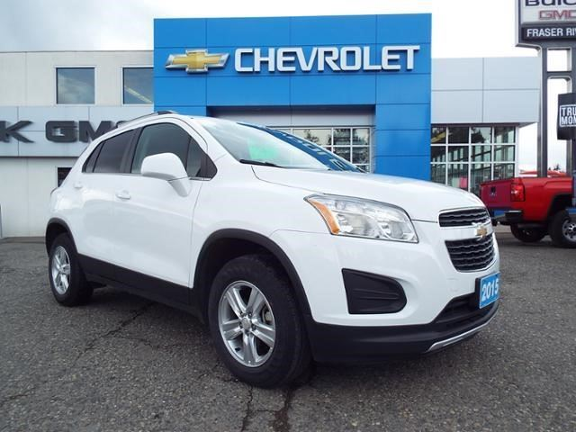 2015 CHEVROLET TRAX LT in Quesnel, British Columbia