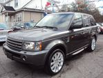 2006 Land Rover Range Rover Sport HSE NAVIGATION!!MUST SEE!! in Ottawa, Ontario