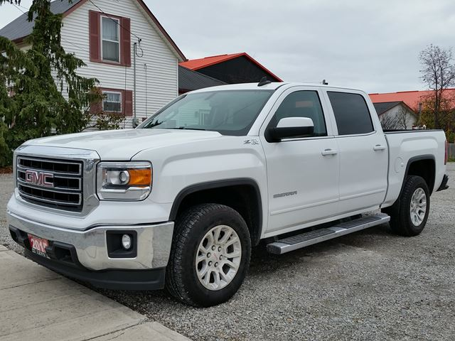 used 2015 gmc sierra 1500 sle z71 4x4 for 39995 in jarvis ontario. Black Bedroom Furniture Sets. Home Design Ideas