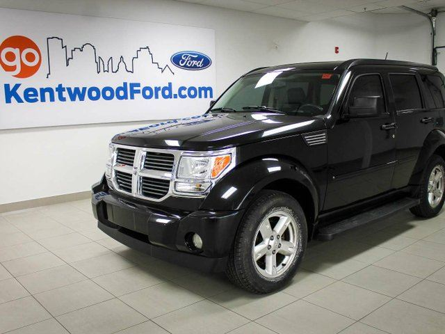 2007 dodge nitro slt rt black kentwood ford. Black Bedroom Furniture Sets. Home Design Ideas