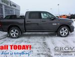 2014 Dodge RAM 1500 Sport w/ Leather, Sunroof, 4X4, in Spruce Grove, Alberta image 2