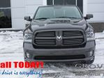 2014 Dodge RAM 1500 Sport w/ Leather, Sunroof, 4X4, in Spruce Grove, Alberta image 8